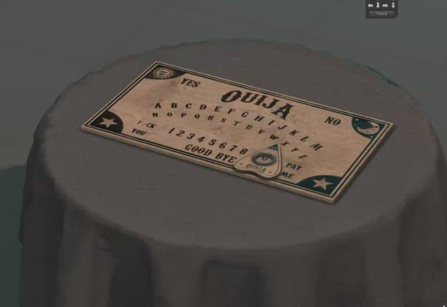 Animated Ouija Boards coming soon @ Kustom9