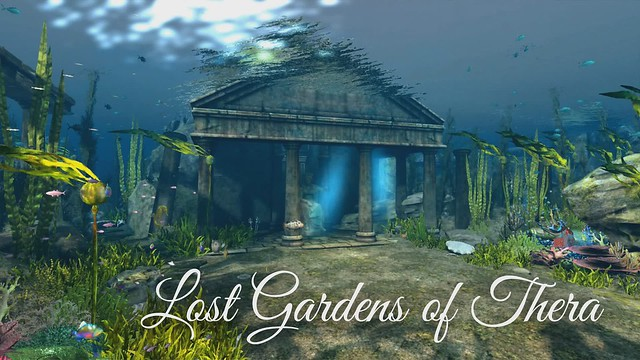 Lost Gardens of Thera