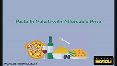 Pasta In Makati with Affordable Price