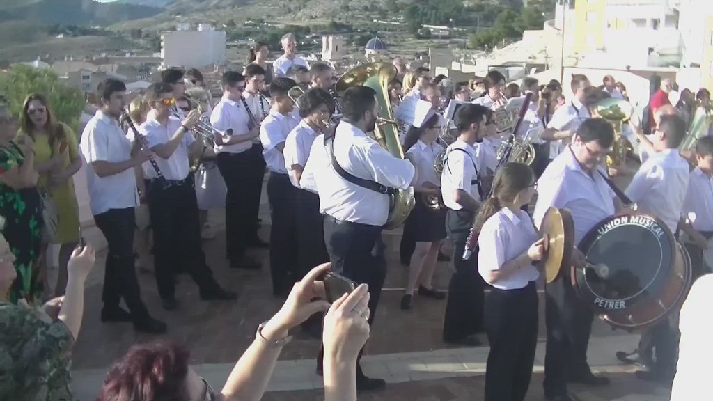 ElCristo - Videos - Petrer TV - (2019-06-28) - Bajada en Romeria