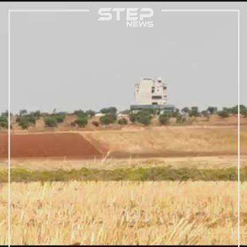 قصف جوّي هستيري على إدلب