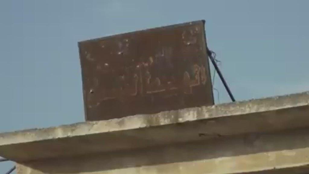 بشار الاسد - زيارة خان شيخون 22-10-2019
