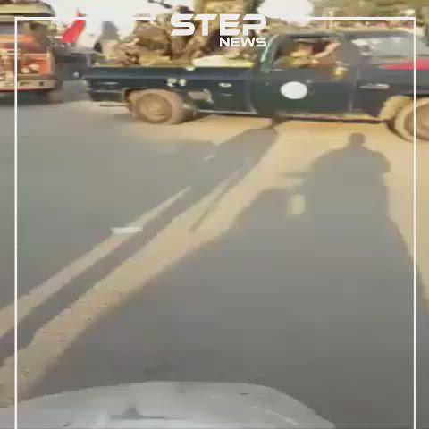 بسيارات نقل المواشي.. الأسد يدفع بقواته من الحسكة باتجاه القامشلي