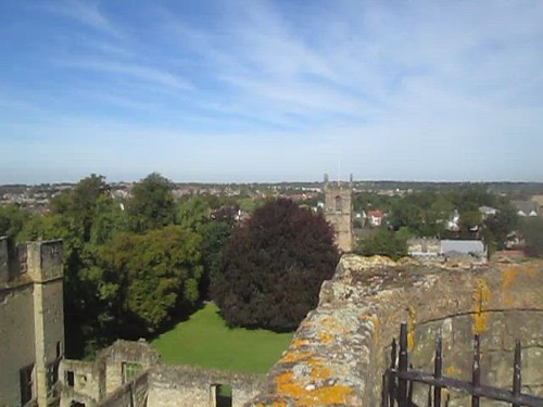 Panorama From Tower Ashby de la Zouch