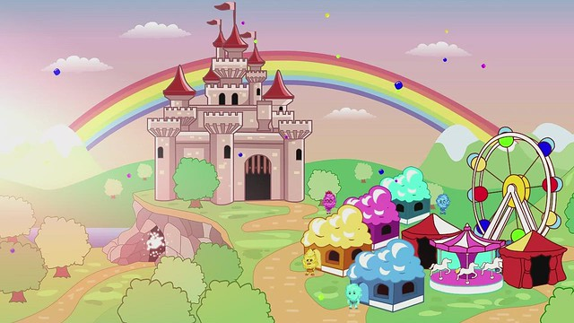 The adventures of the kandy kingdom intro video