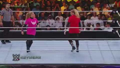 Show up. Show out. Make history. ??__@NatbyNature and @LaceyEvansWWE are about to give you chills. #WWECrownJewel https___t.co_pntyI1Wjcm.TWsaver.com