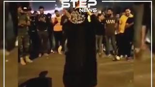 شاهد بالفيديو| رقص مثير لفتيات عراقيات وسط المظاهرات يشعل موجة من الغضب