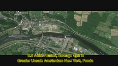 6.5 Million Gallon, Sewage Spill in Greater Unsafe Amsterdam New York, Fonda