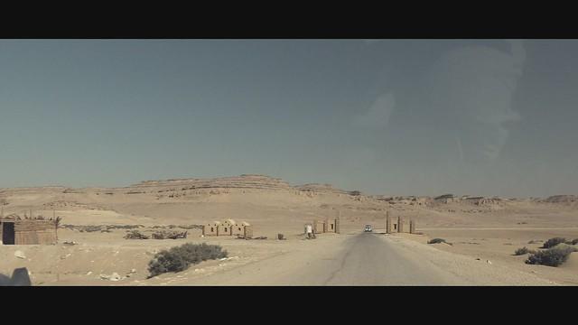En route vers Kasr El-Sagha Le château des bijoutiers