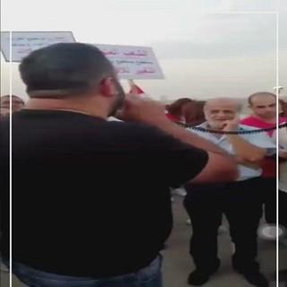 قالب - لبنان - مظاهرة 13-11-2019