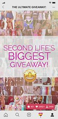 THE ULTIMATE GIVEAWAY!! ?