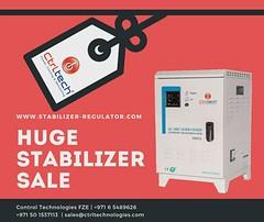 10% off on Voltage stabilizer or voltage regulator in UAE