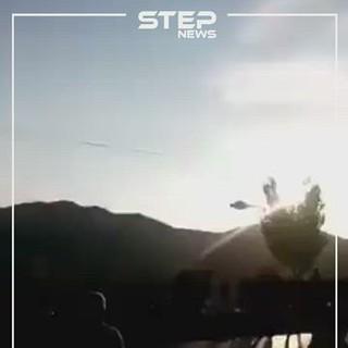بالفيديو   السلطات الإيرانية تستخدم المروحيات لقنص المتظاهرين في الشوارع!