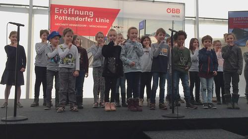 ÖBB - Eröffnungsfeier