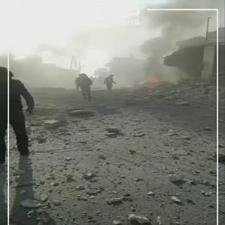 قالب - إدلب - قصف 24-11-2019