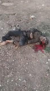 مشاهد أليمة   أولى اللحظات لمقتل مدنيين بغارات روسية جنوبي إدلب