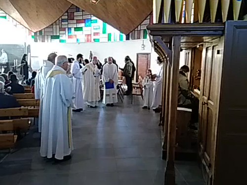 Bénédiction de l'orgue de Saint-Paul