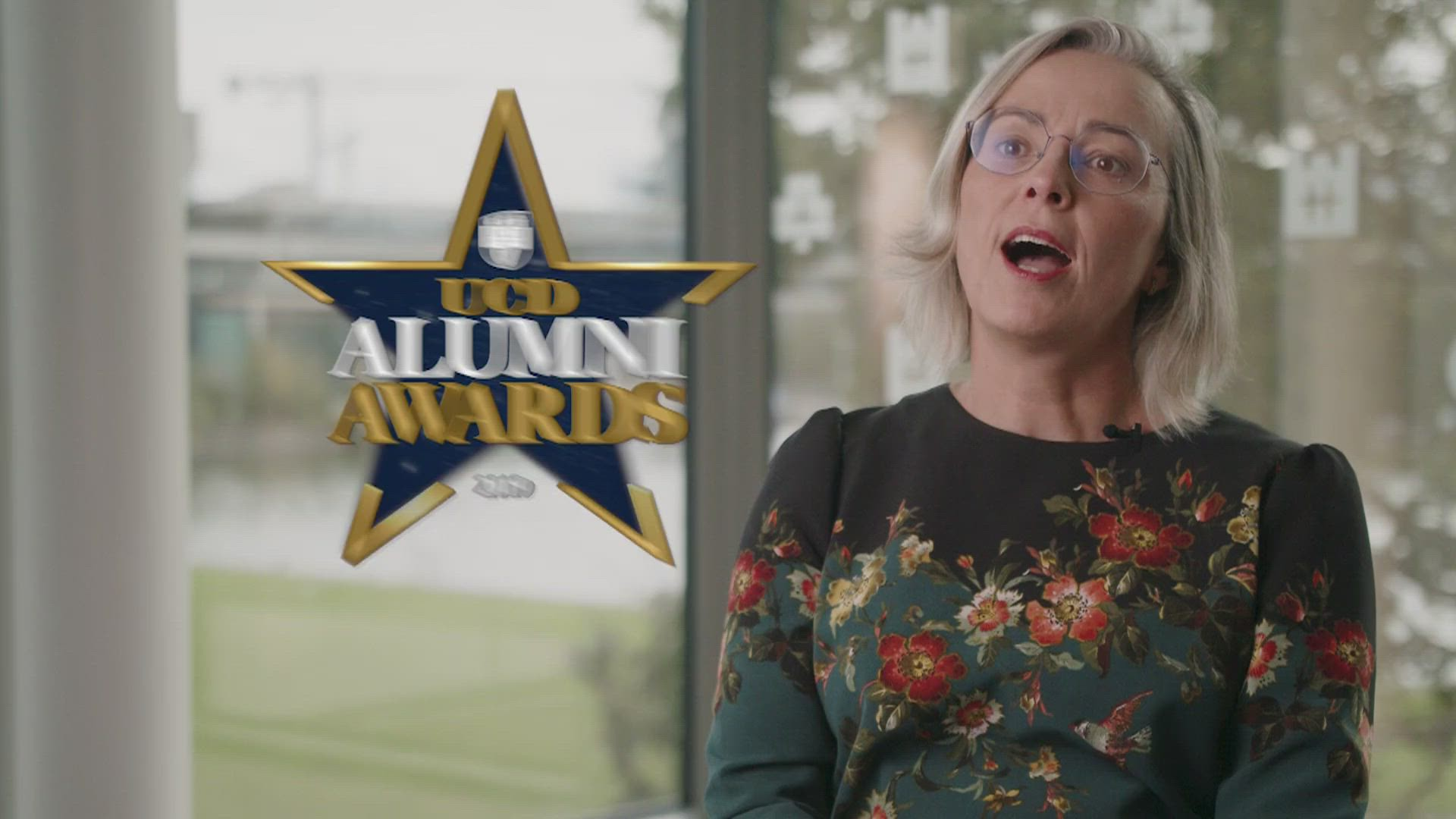 Colin Ryan 2019 Alumni Award Winner in Law