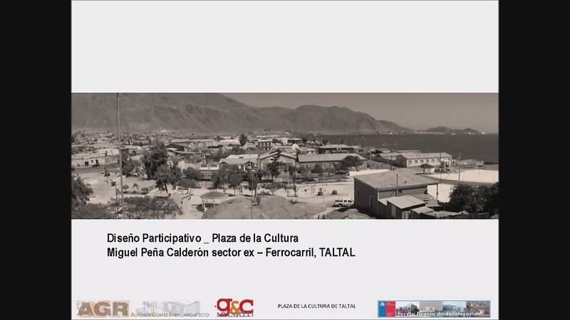 Plaza de La Cultural Taltal_Obra 2018