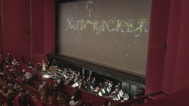 Season of The Nutcracker: Awaiting the Overture