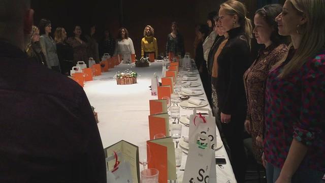 Cena Health-Network Sergi Nogués