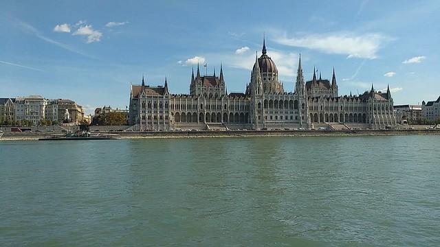 Der schönen blauen Donau