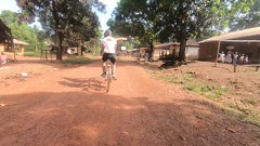 Standard village ride through