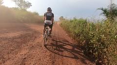 Dry going on day 4 approaching Kamakwie