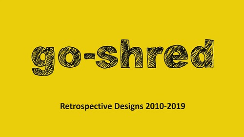 design retrospective go-shred