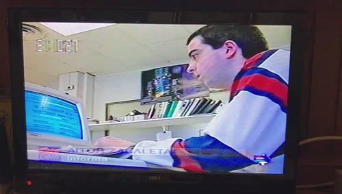 Intervención de Mikel Agirregabiria a primeros de agosto de 1997 de
