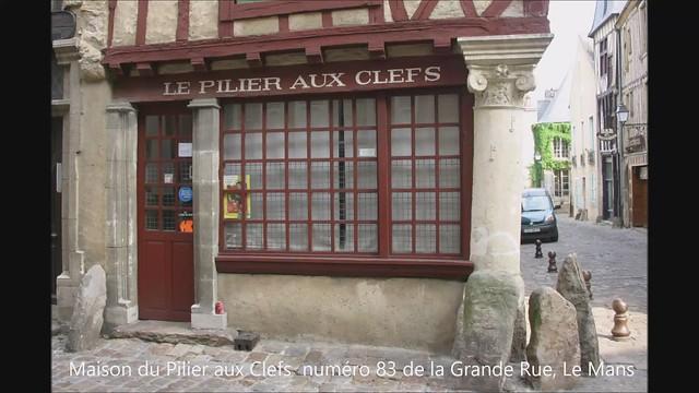 Le_Mans_Maison__Piler_CLEFS
