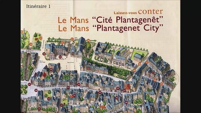 Cité Plantagenêt Le Mans-A