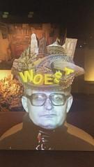 Exhibition ''Woest'' Willem van Genk