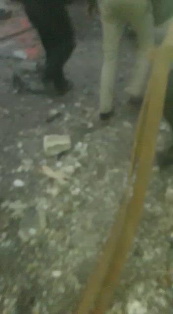 بالفيديو|| جثث متفحمة وأشلاء بغارات حربية روسية على ريف حلب الغربي