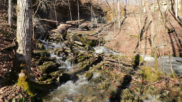 Merrybranch Falls, White County, Tennessee 7