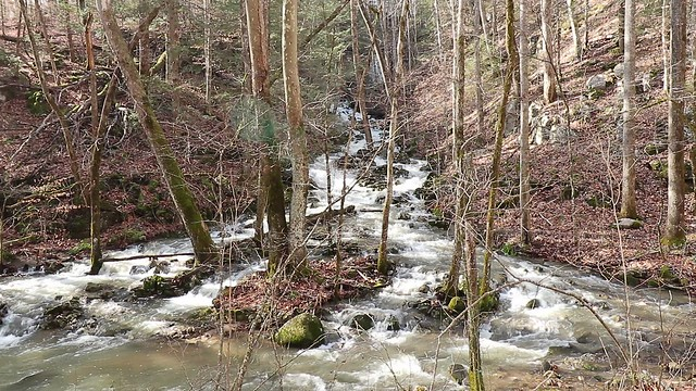 Merrybranch Falls, White County, Tennessee 6