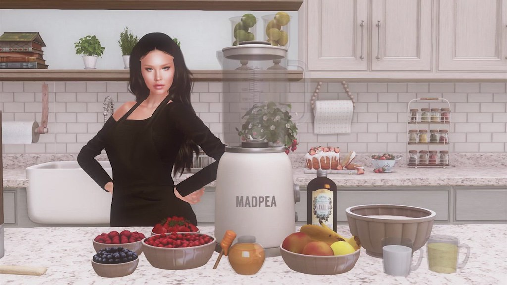 MadPea – Smoothie Maker!