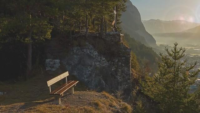 Ruine Fragenstein - Zirl, Tirol