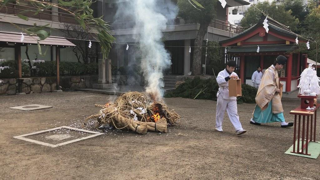 Ikuta Jinja Dondoyaki