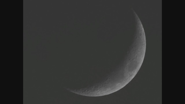 International Space Station Lunar Transit - 29/01/2-