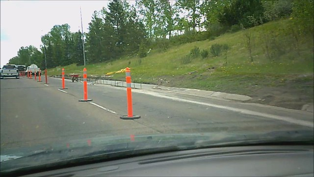 MCH 99 SIDE WALK CONSTRUCTION RED DEER ALBERTA CANADA.