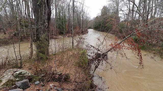 Confluence of East Blackburn Fork and West Blackburn Fork, Jackson County, Tennessee 2