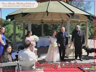 Hire Orna Binder Wedding Celebrant, Sydney to Create Unique Ceremonies