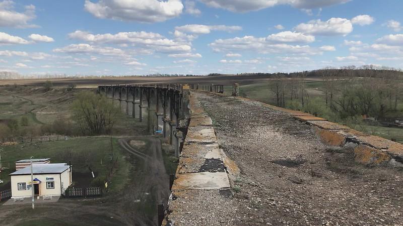 Мокринский мост Timelapse