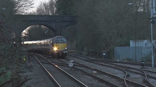 37608 + 45023 Worksop - Old Dalby
