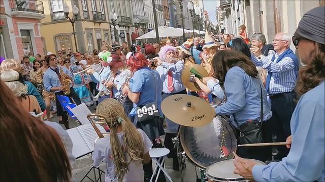Carnavales  Las Palmas de Gran Canaria 2020 video