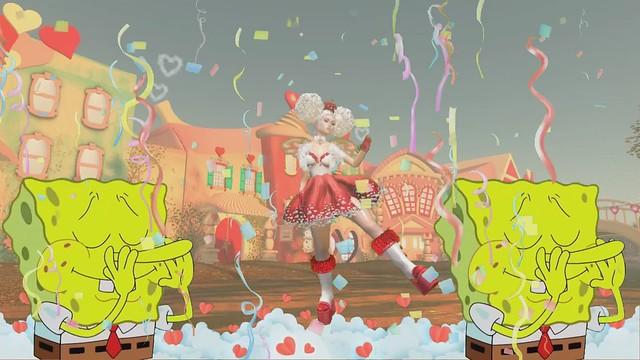 Cutie Sweet Dancing *** video***