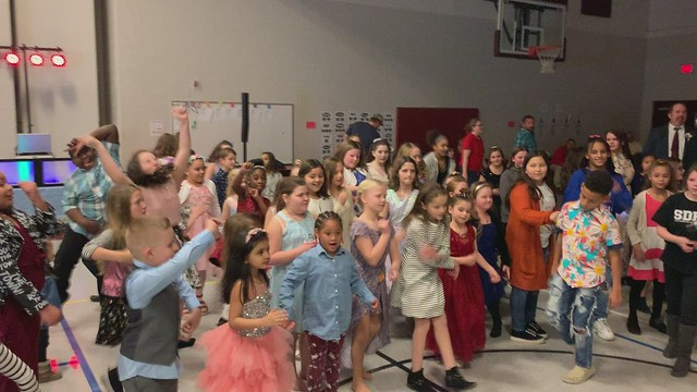 All the videos and pictures from our PTA VIP Dance!