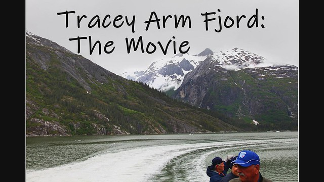 Tracey Arm Fjord: The Movie