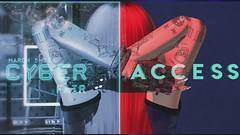 Video Blog ●62 ACCESS March/CYBER Fair